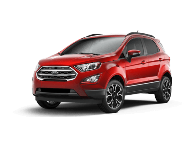 New 2018 Ford EcoSport SE Crossover in Vicksburg, MI